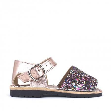 MENORQUINAs niña glitter multicolor online