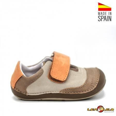 zapatos primeros pasos niño