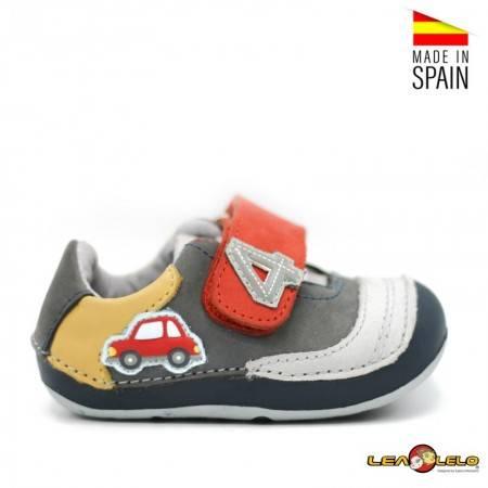zapatos bebe velcro