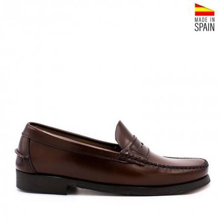 zapato castellano piel