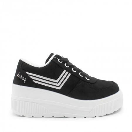 zapatillas con cuña