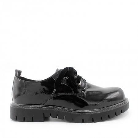 zapatos blucher de niña
