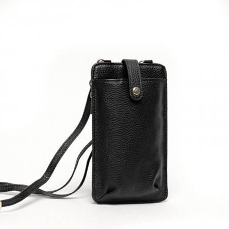 bolso movil negro