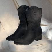 Comprar botas negras mujer